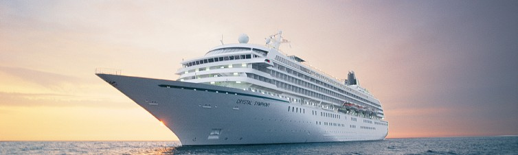 super Promo Crystal Cruises